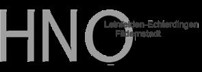 Überörtliche Berufsausübungsgemeinschaft für HNO-Heilkunde, Dr. med. Dominik Bless-Martenson, Dr. med. Stefan Walter - Logo